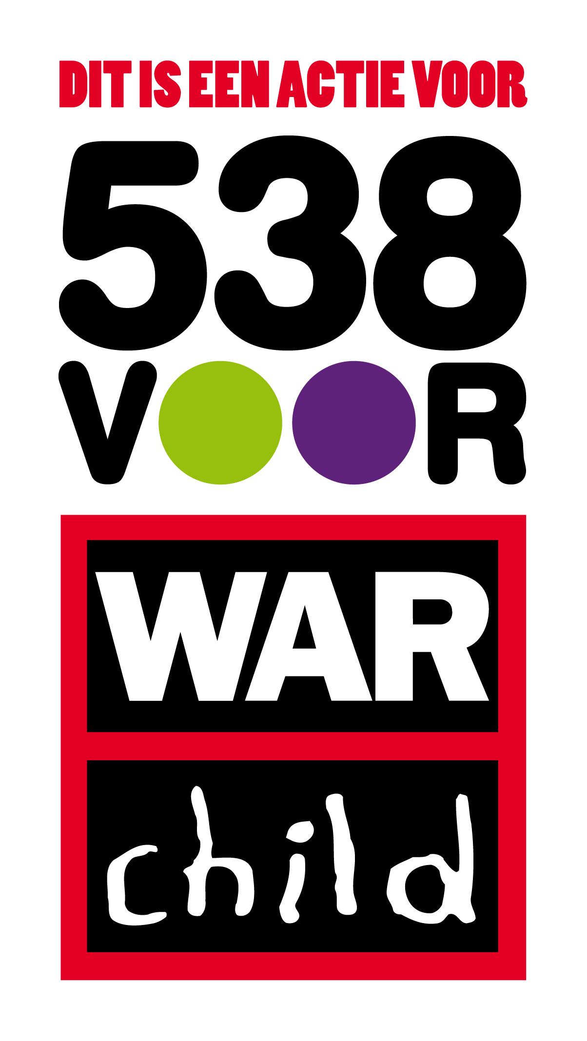 538 for warchild komt 23 maart naar Heerenveen