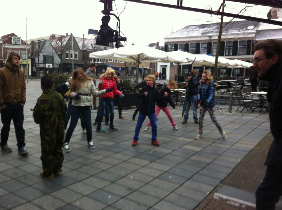 Videoclip for Warchild