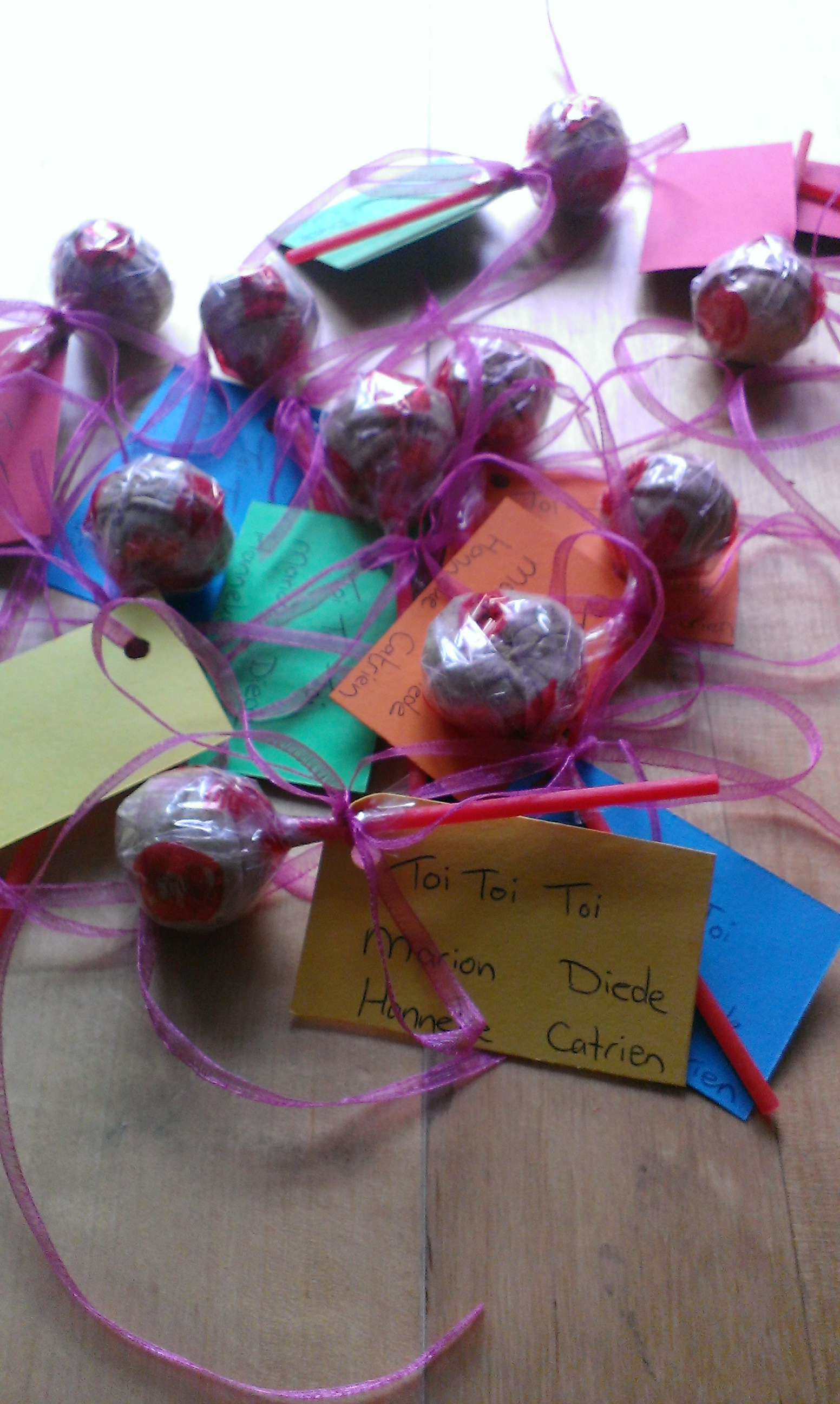 Uitvoering Charly en de chocoladefabriek